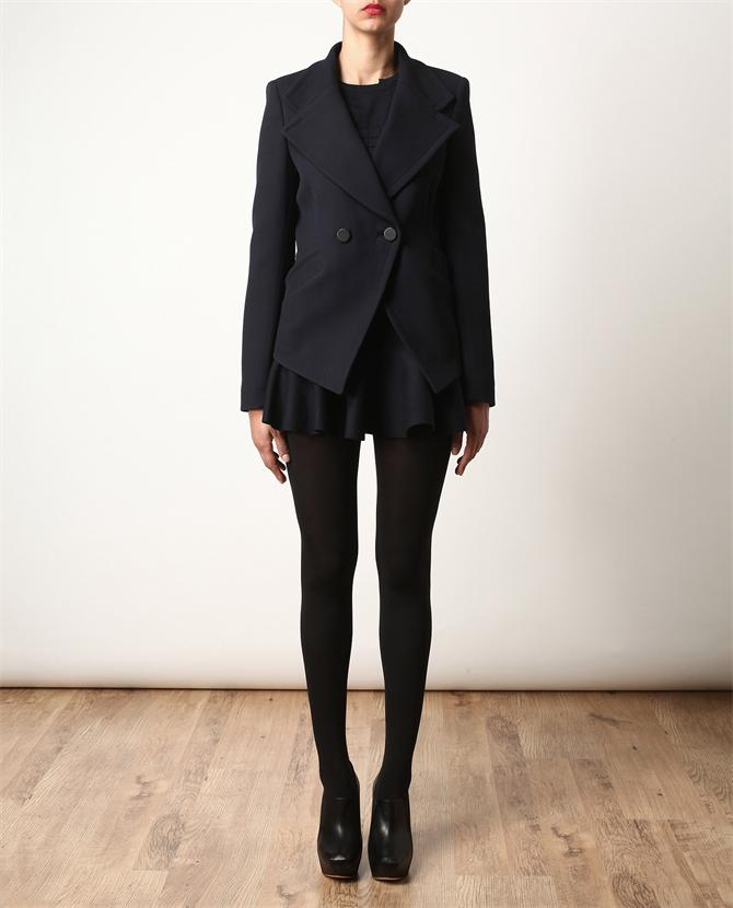 Browns fashion & designer clothes & clothing | BALENCIAGA | Techno-wool tailored jacket