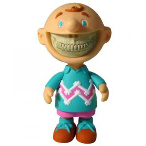 JUST FRESH TOYS: Grin by Ron English