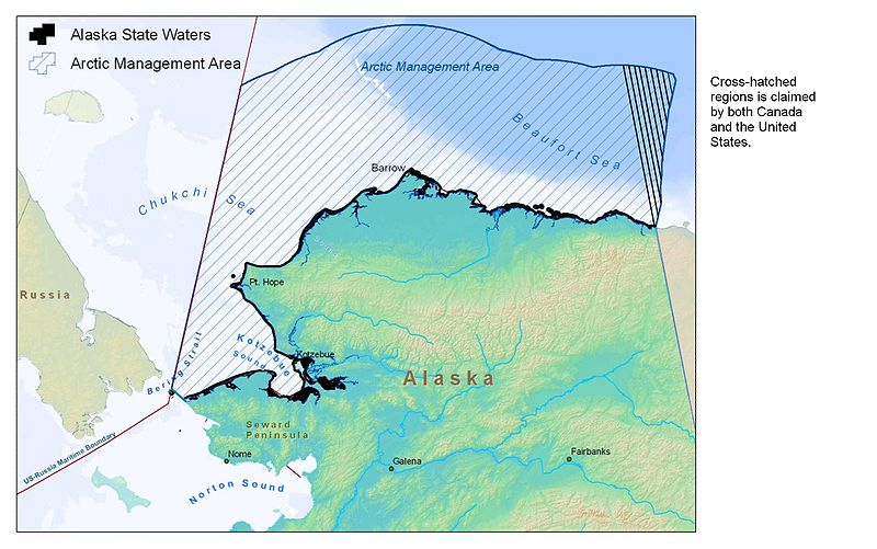 File:Arctic management area and disputed waters.jpg - Wikipedia, the free encyclopedia