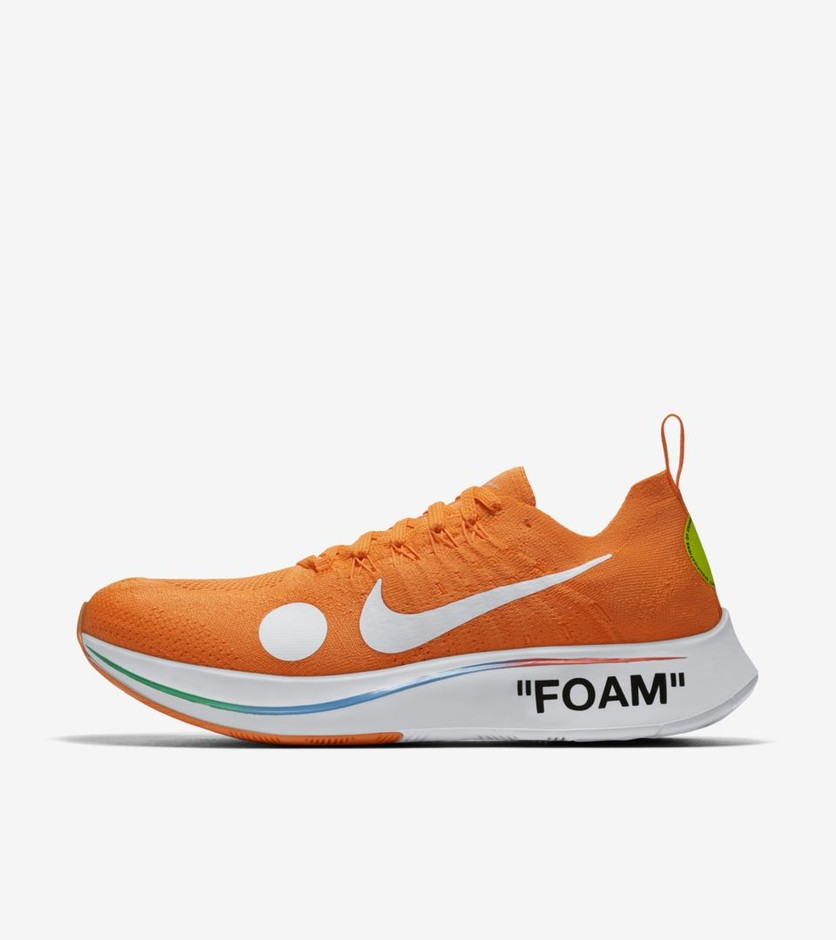 OFF-WHITE x NIKE ZOOM FLY MERCURIAL - Google 検索