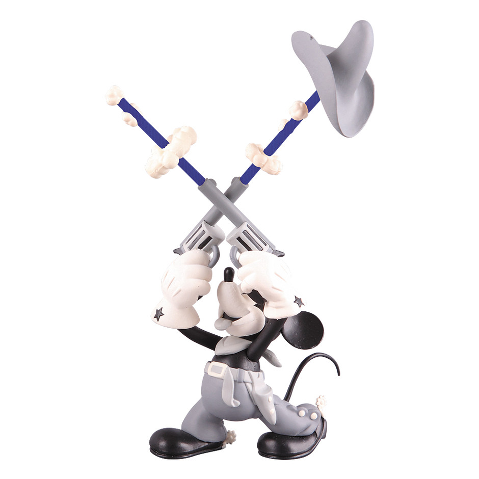MEDICOM TOY - UDF MICKEY MOUSE (Roen collection) TWO-GUN MICKEY