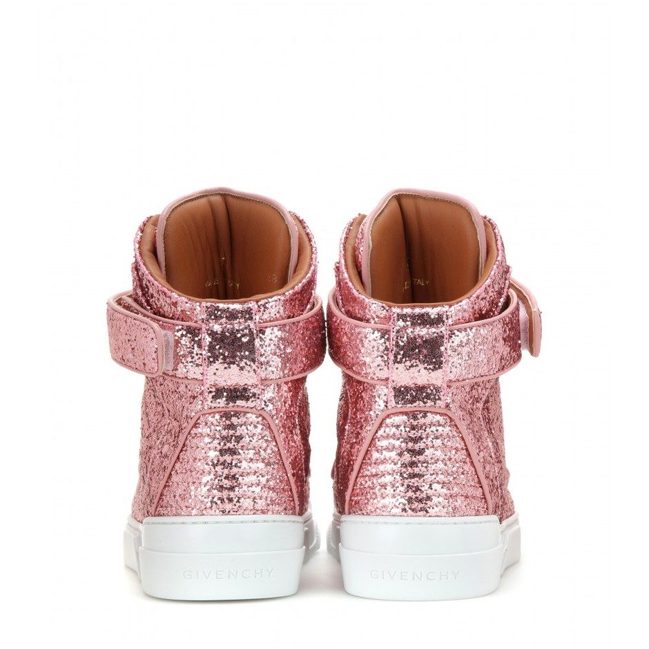 mytheresa.com - Tyson high-top sneakers - Current week - New Arrivals - Givenchy - Luxury Fashion for Women / Designer clothing, shoes, bags