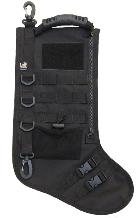 LA Police Gear Molle Elite Tactical Christmas Stocking