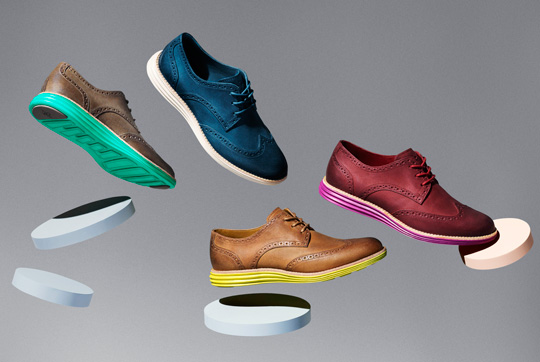Cole Haan LunarGrand Shoes - Leather Version | Highsnobiety.com