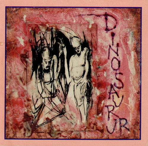 "Dinosaur Jr Freak Scene USA 3"" CD SINGLE (458708)"