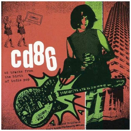 Amazon.co.jp: CD86: 48 Tracks from the Birth of Indie Pop: 音楽