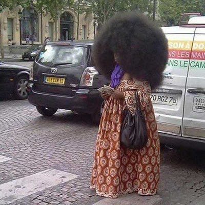 Nothing To Do With Arbroath: Afro