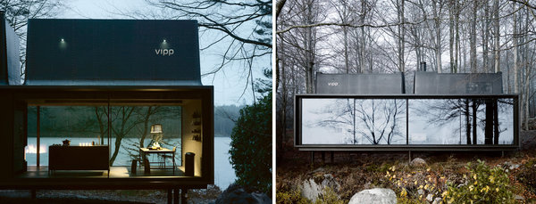 From Vipp, a Furnished House That Arrives in Two Containers - NYTimes.com