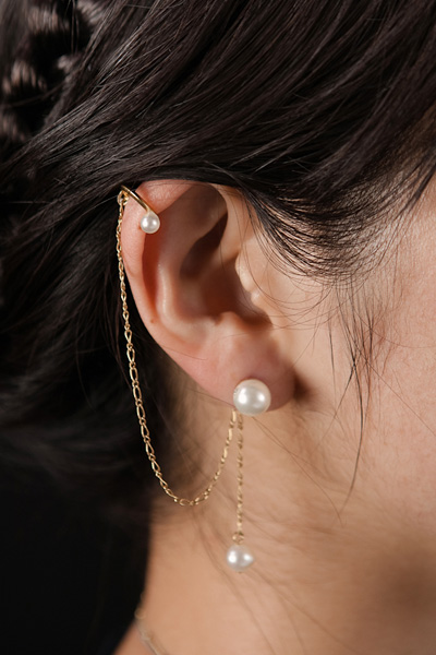 CHELLO EAR CUFF(片耳) - mother online shop