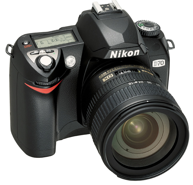 Nikon D70 Review Round-Up