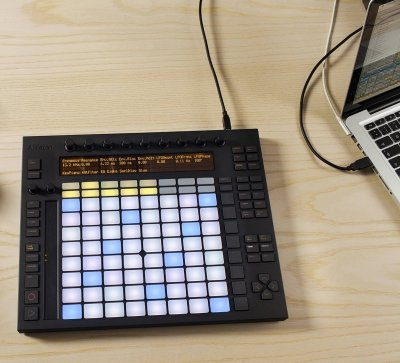 Ableton Push Controller for Ableton Live at zZounds