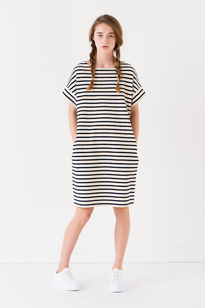 ORCIVAL - cotton lourd one-piece | RECOMMEND | Bshop inc.(ビショップ)