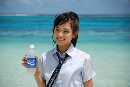 LISMO Fes! の川口春奈| 妄撮 |BLOG|TRANSIT GENERAL OFFICE INC.