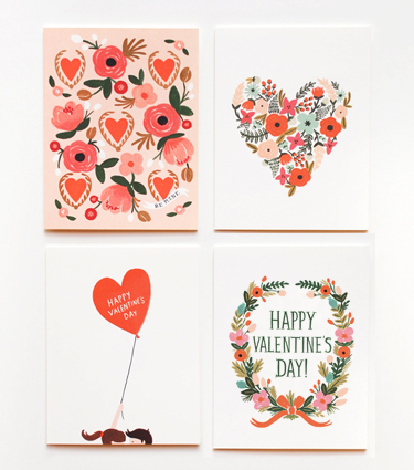 Rifle Paper Co. - Assorted Valentine's Day Set