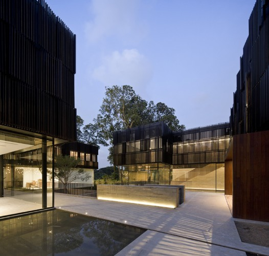 Cluny House / Neri & Hu Design and Reserch Office | ArchDaily