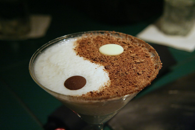 Yin & Yang martini | Flickr - Photo Sharing!