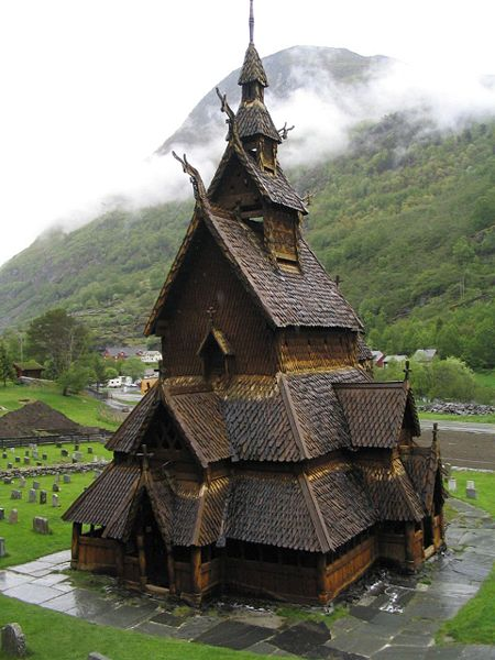 File:Borgund stave church.jpg - Wikipedia, the free encyclopedia