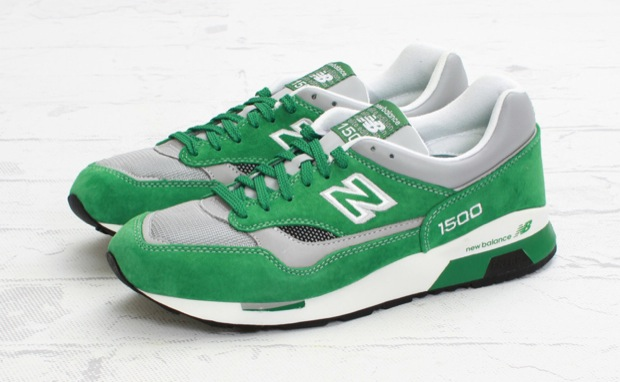 New Balance 1500 Green/Grey | NiceKicks.com