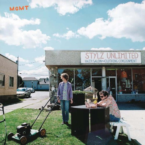 Amazon.co.jp: MGMT: 音楽