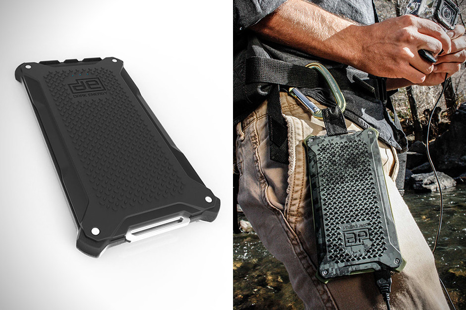 Poseidon Rugged Waterproof Portable Charger | HiConsumption