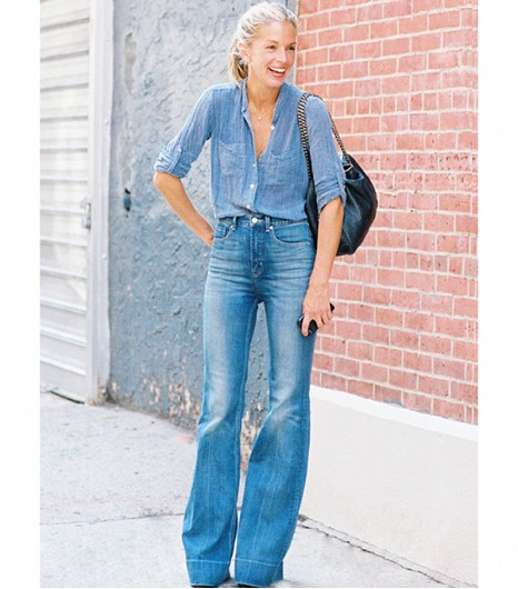 What Does Your Denim Say About You? | WhoWhatWear.com