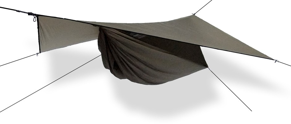 Hennessy Hammock UltraLite Backpacker Asym Classic Hammock - Free Shipping at REI.com