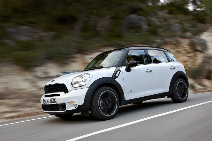 2011 Mini Cooper Countryman First Look