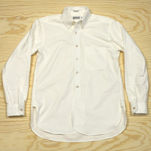 NEPENTHES / Engineered Garments Workaday / Workaday BD Shirt - Oxford | STARLING online store