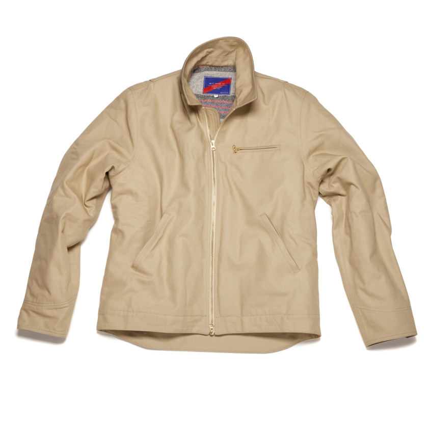 Best Made Company — The Blanket-Lined Ranch Jacket