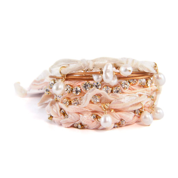 Pretty in Pearls Stack