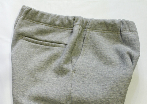 「A VONTADE」Sweat Trousers   BROWN'S