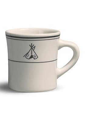 Pendleton Woolen Mills: GRAND LODGE MUG, SET OF 4
