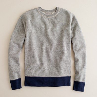 Men's Men_Feature_Assortment - Wallace & Barnes - Wallace & Barnes Sinclair sweatshirt - J.Crew