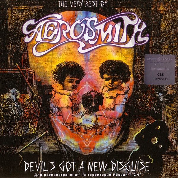 Aerosmith - Devil's Got A New Disguise • The Very Best Of Aerosmith (CD) at Discogs