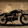 Steampunk CB100 | Motorcycle Photo Of The Day