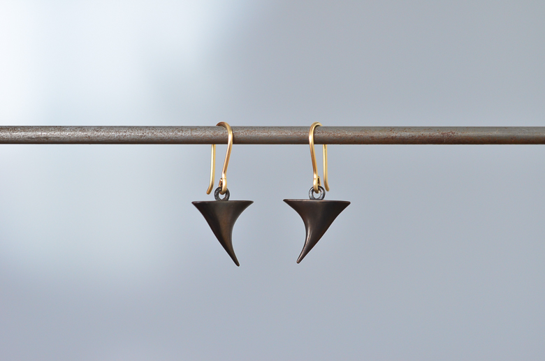 Hanging Thorn Earrings (Lee Hale) - SOURCE objects