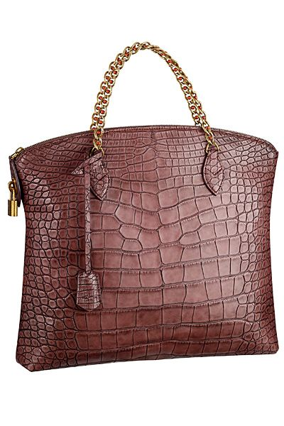 Marc Jacobs and Louis Vuitton / Louis Vuitton - Womens Accessories - 2013 Fall-Winter