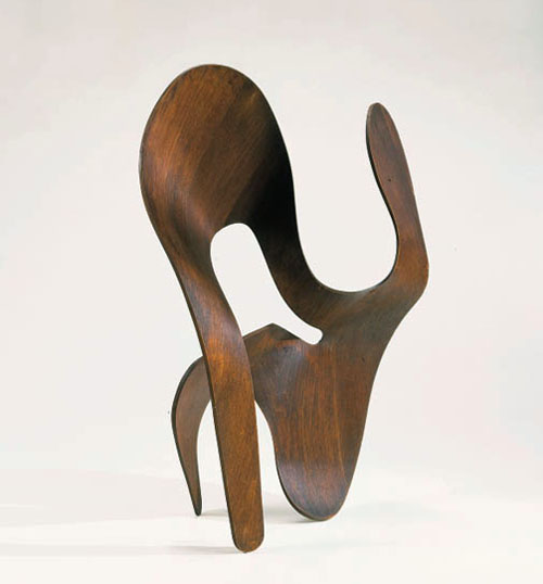 $365,500 for Charles and Ray Eames Plywood Sculpture | Daily Icon
