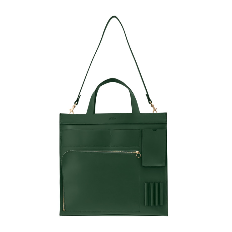KATE SPADE SATURDAY / INSIDE-OUT POCKET TOTE