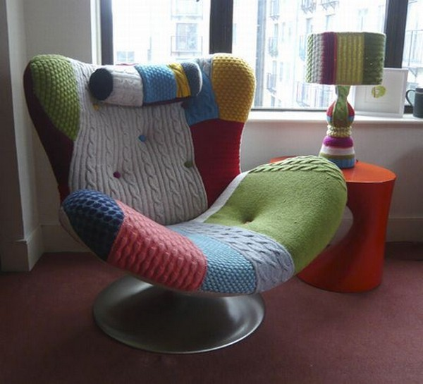 Iconic Music Chair Reinvented by Young Talented Designers