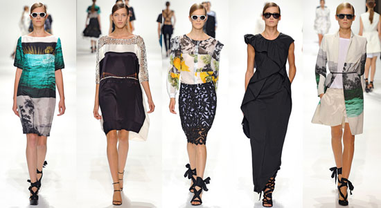 Spring 2012 Collections From Paris Fashion Week | Still The Lovely