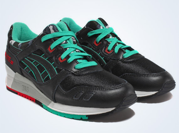 """Asics Gel Lyte III """"Future Camo"""" - Available for Pre-Order - SneakerNews.com"""