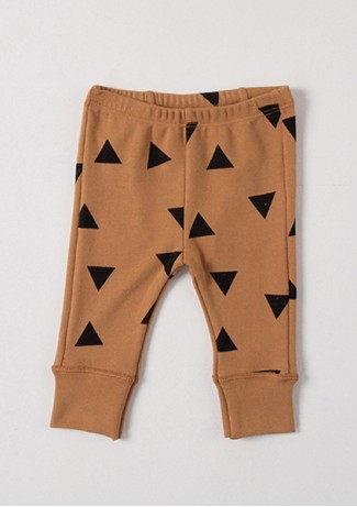 Leggings Triangles All Over - Bobochoses
