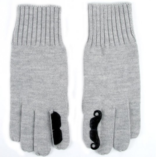 Jack Spade For Colette x Gap | Moustache Gloves jack-spade-mustache-gloves-4 – Highsnobiety.com