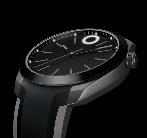 New Movado Bold Motion Smart Watch | Engineered by HP
