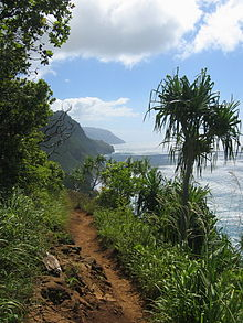 Kalalau Trail - Wikipedia, the free encyclopedia