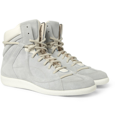 Maison Martin Margiela 22 Men's High Top Sneaker at セレクトショップ oki-ni