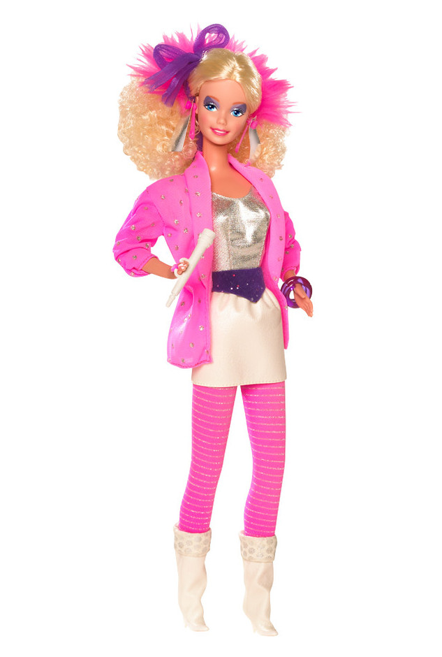 Barbie and the Rockers™ Doll | Barbie Collector