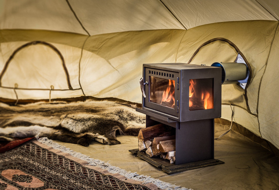 Orland Tent Stove - COMPACT – orland-living
