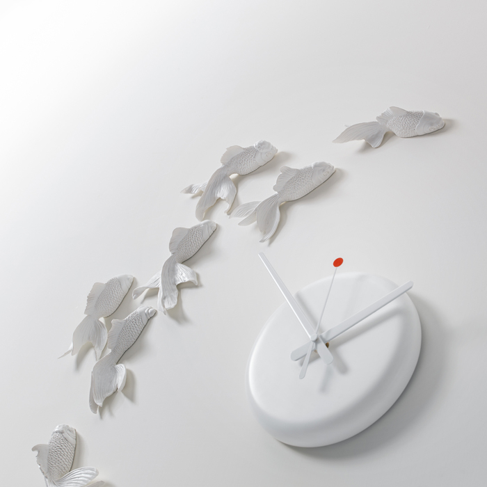 A+R Store - Goldfish Clock - Product Detail
